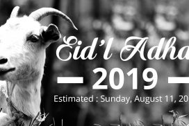 Eidl Adha 2019