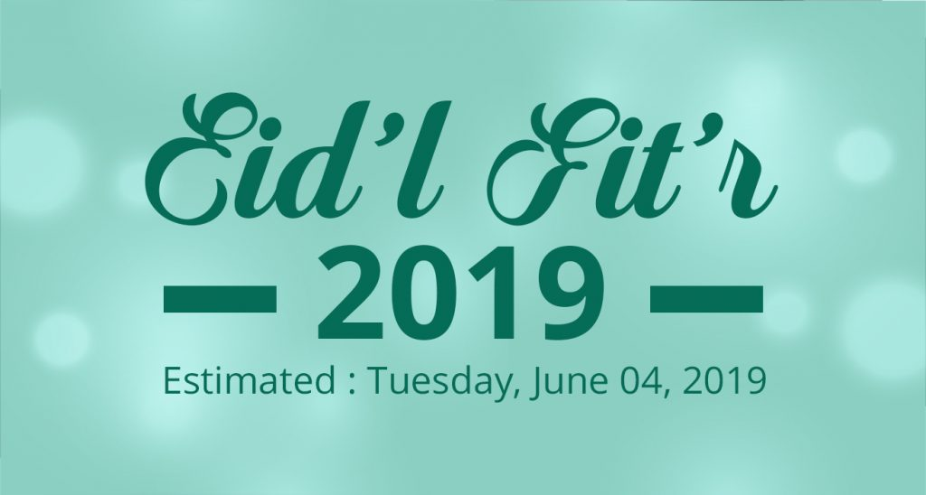 Eidl Fitr 2019