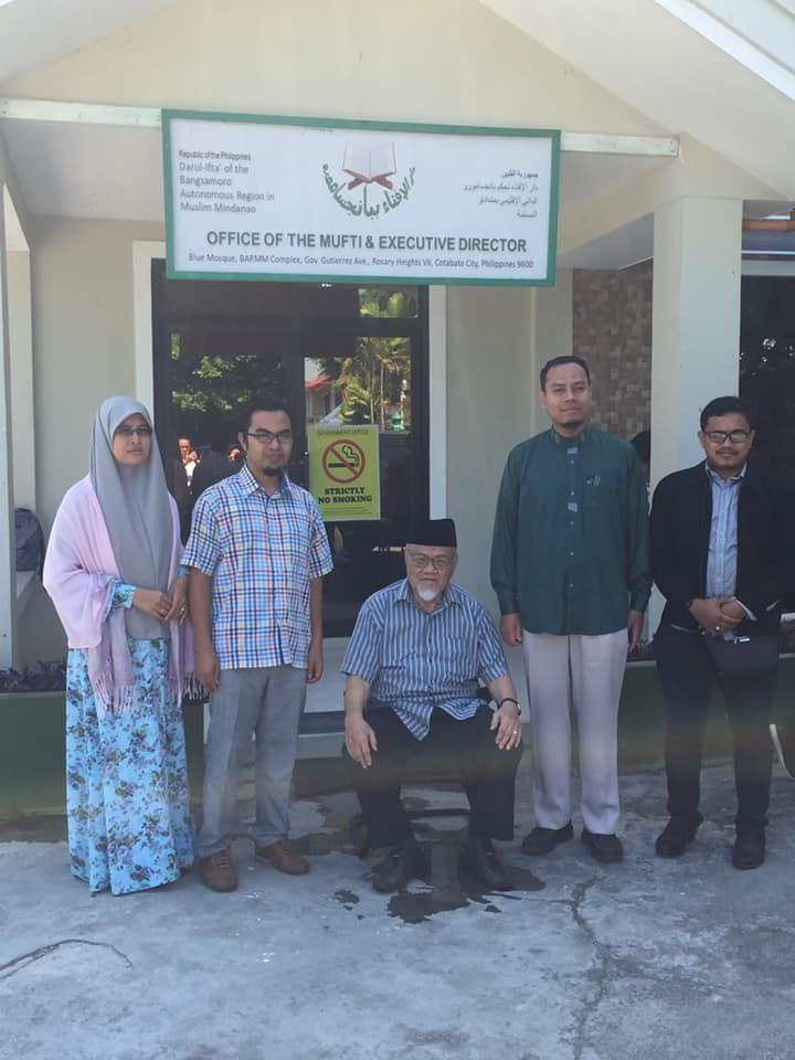 Islamising Youth Puts AFMY in High Spirit