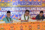 Fatawa Launch: Mufti Gives Distinctions Among 'Birth Control', ' Family Planning' and 'Immunizations' in Islam!