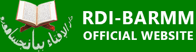 RDI-BARMM Official Website
