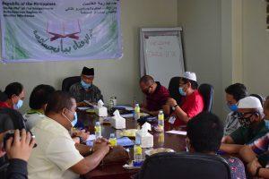 Darul Ifta' meeting on upcoming Ramadan Moon Sighting 2020.