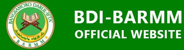 BDI-BARMM Official Website